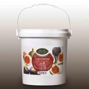 מרקחת תאנים 50% פרי