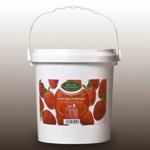 מרקחת תות שדה 50% פרי