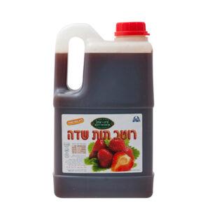 רוטב תות שדה