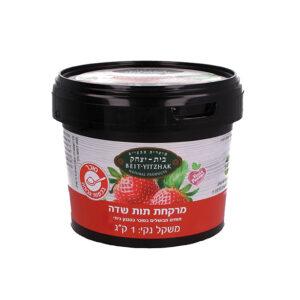 מרקחת תות שדה 40% פרי