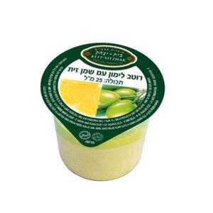 רוטב לימון ושמן זית