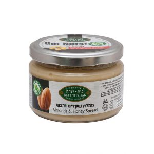Almond and honey spread