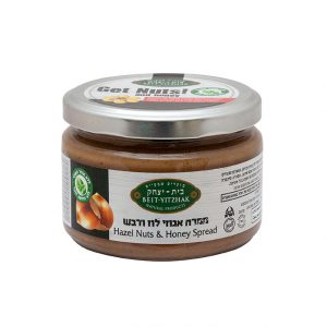 Hazelnut and honey spread