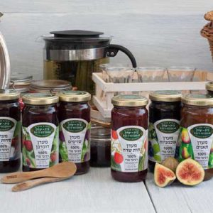 delicacy series 100% fruit spreads