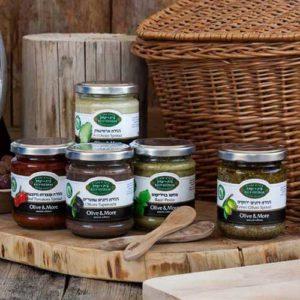 based spreads olive oil