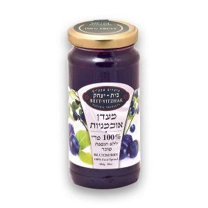 Blueberry 100% Fruit Spread – No Cane Sugar