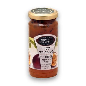 Passion fruit 100% Fruit Spread  No Cane Sugar – Super Fruit