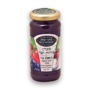 Wild berry 100% fruit spread no cane sugar