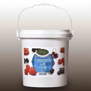 Wild berry jam 50% fruit