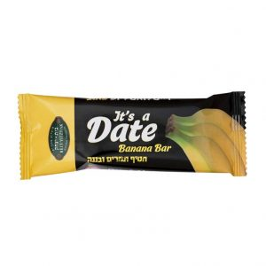 Date and Banana Snack