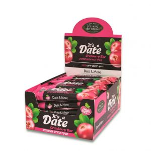 Date and Cranberry Snack