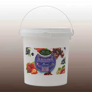 Wildberry Jam (Badatz) 50% fruit